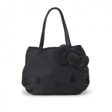 Sanrio三麗鷗 Hello Kitty 臉型托特手提包