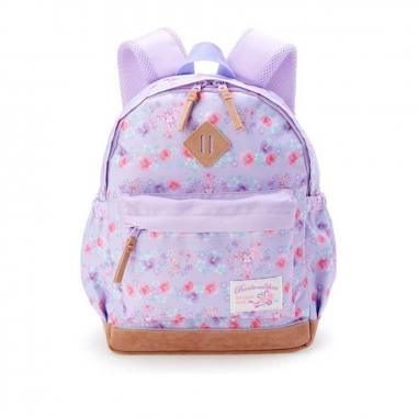 Sanrio三麗鷗 三麗鷗小花款兒童後背包(多款可選)