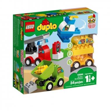 LEGO樂高 LEGO 10886 得寶系列我第一套創意汽車組