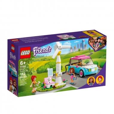 LEGO樂高 LEGO 41443 Friends系列奧莉薇亞汽車
