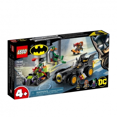LEGO樂高 LEGO 76180 超級英雄系列蝙蝠車追捕小丑