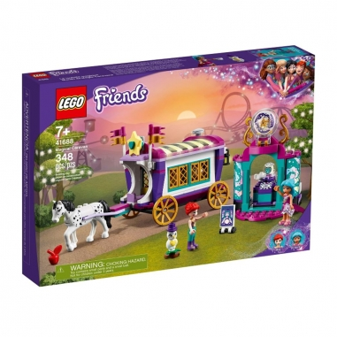 LEGO樂高 LEGO 41688 Friends系列魔術樂園馬車