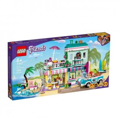 LEGO樂高 LEGO 41693 Friends系列衝浪者海濱度假屋