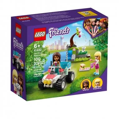 LEGO樂高 LEGO 41442 Friends系列獸醫診所救援越野車