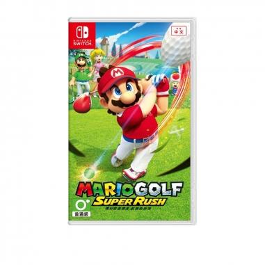 Nintendo任天堂 NS Switch《瑪利歐高爾夫超級衝衝衝》中文版