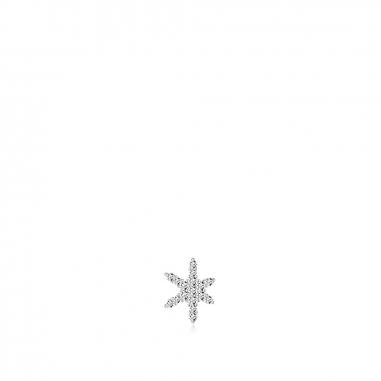 AGATHA璦嘉莎 Snowflakes雪花單耳環