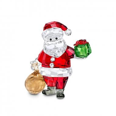 Swarovski施華洛世奇 聖誕老人-禮物滿載