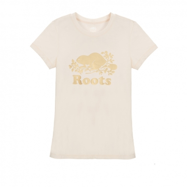 RootsRoots SEP- COZY METALLIC女性T恤