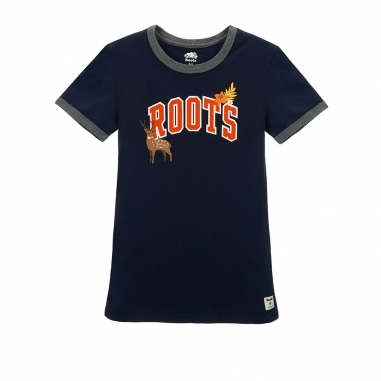 RootsRoots AUG-TAIWAN DAY女性T恤
