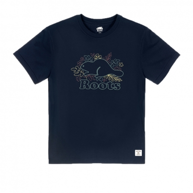RootsRoots APR- ORGANIC男性T恤