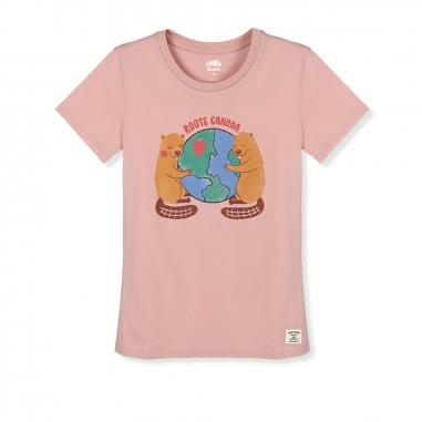 RootsRoots APR- ORGANIC女性T恤