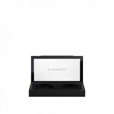 MACMAC 時尚焦點小眼影2格(粉盒)