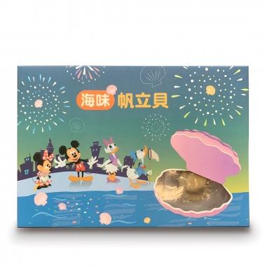Disney迪士尼 海味帆立貝(即拆即食)