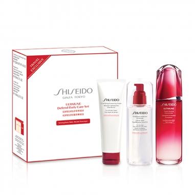 Shiseido資生堂 紅妍肌活防護保養特惠組