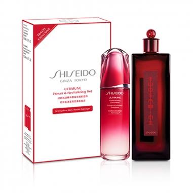 Shiseido資生堂 紅妍肌活露高效美肌特惠組
