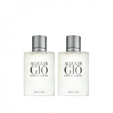 Giorgio Armani亞曼尼 亞曼尼寄情男士香水兩支特惠組
