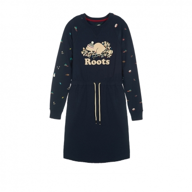 RootsRoots NOV- BUDDY女性連身裙