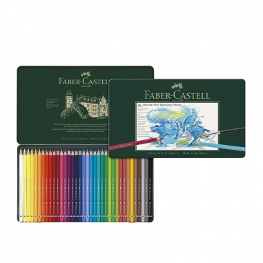 Faber-Castell輝柏 專家級水彩色鉛筆(36/60/120色)