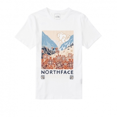 THE NORTH FACETHE NORTH FACE TEE-L運動T恤
