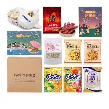 EVERRICH昇恆昌獨家開發監製 澎湃海味甜蜜箱