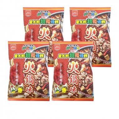 優雅食優雅食 超寬條餅麻辣火鍋4入