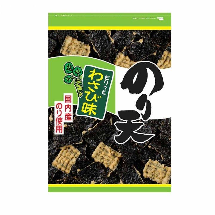 DaikoDaiko 海苔天婦羅零食點心(芥末口味)