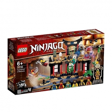LEGO樂高 LEGO 71735 Ninjago系列 元素擂台賽