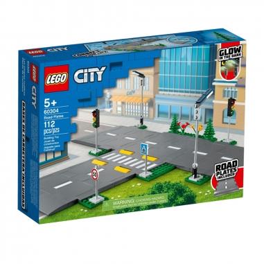 LEGO樂高 LEGO 60304 城市系列 道路底板