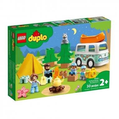 LEGO樂高 LEGO 10946 得寶系列 全家野營車大冒險