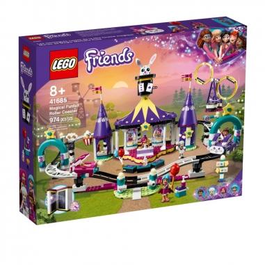 LEGO樂高 LEGO 41685 Friends系列 神奇遊樂場過山車