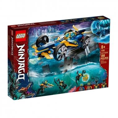 LEGO樂高 LEGO 71752 Ninjago系列 忍者水下極速戰車