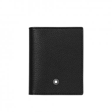 Montblanc萬寶龍(精品) MEISTERSTUCK SOFT GRAIN 系列 名片夾卡夾