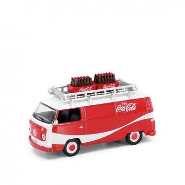 TINY微影 1/64 合金模型車-福斯 可口可樂(多款可選)