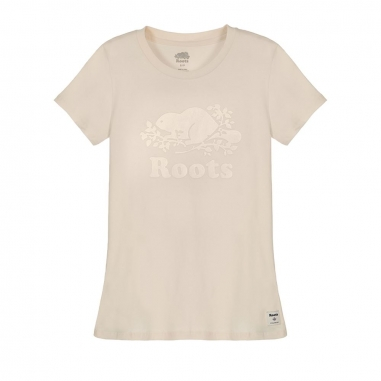 RootsRoots NOV-VELOUR女性T恤