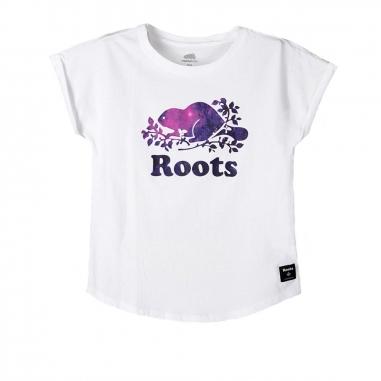 RootsRoots MAY- GALAXY女童T恤