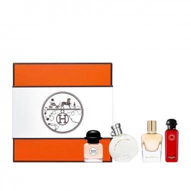 HERMÈS愛馬仕 Twilly d'Hermès迷你香氛禮盒特惠組