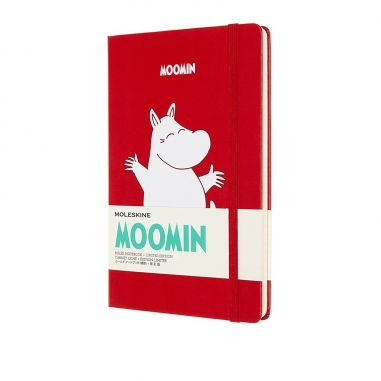 MOLESKINEMOLESKINE 《Moomin 嚕嚕米》筆記本(多款可選)