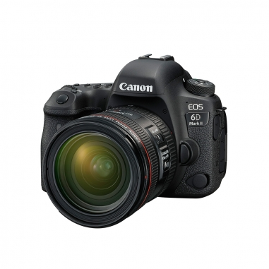 Canon佳能 EOS 6D Mark II Kit (EF 24-70mm f/4L IS USM)