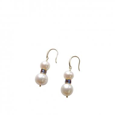 Chullery朱的寶飾 故宮福綿綿耳環
