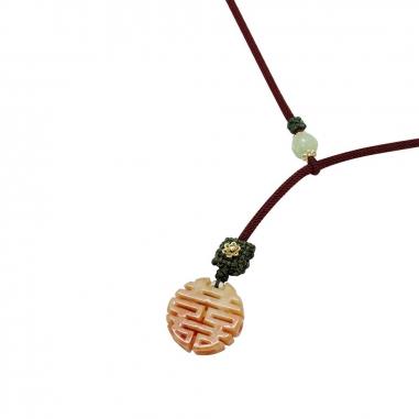 Chullery朱的寶飾 故宮雙喜臨門項鍊