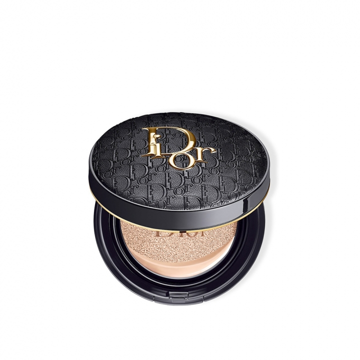 DIOR FOREVER COUTURE PERFECT CUSHION FOUNDATION - DIORMANIA GOLD LIMITED EDITION超完美柔霧光氣墊粉餅 皮革印花版