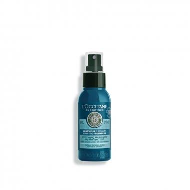 L'Occitane歐舒丹 草本療法清爽淨化頭髮乾洗噴霧