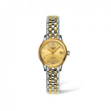 Longines浪琴表 FLAGSHIP腕錶