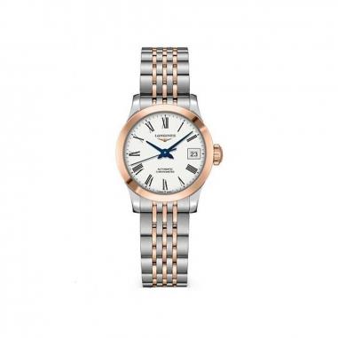 Longines浪琴表 Record腕錶