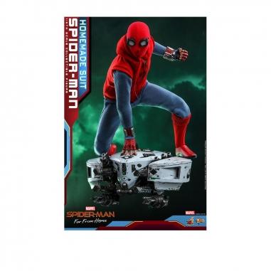Beast Kingdom野獸國 MMS552 蜘蛛人:離家日 蜘蛛人 自製戰衣款