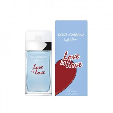 Dolce & Gabbana杜嘉班納 示愛宣言女性淡香水