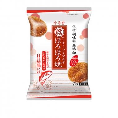 金吾堂金吾堂 甘口醬油米果7枚