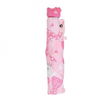 Sanrio三麗鷗 HELLO KITTY大臉造型摺疊傘(多款可選)