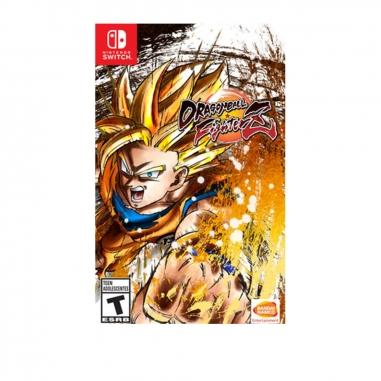 Nintendo任天堂 NS遊戲《七龍珠FighterZ Dragonball Fighter Z》中英文美版