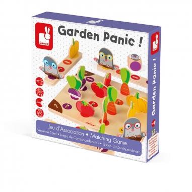 JanodJanod 趣味桌遊-土撥鼠菜園